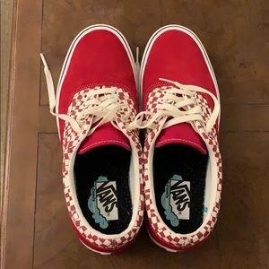 Comfy Cush Vans shoes